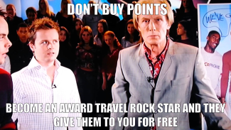 Don't Buy Points