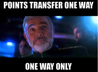 Points Transfer