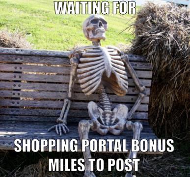 Shopping Portal Bonus Miles